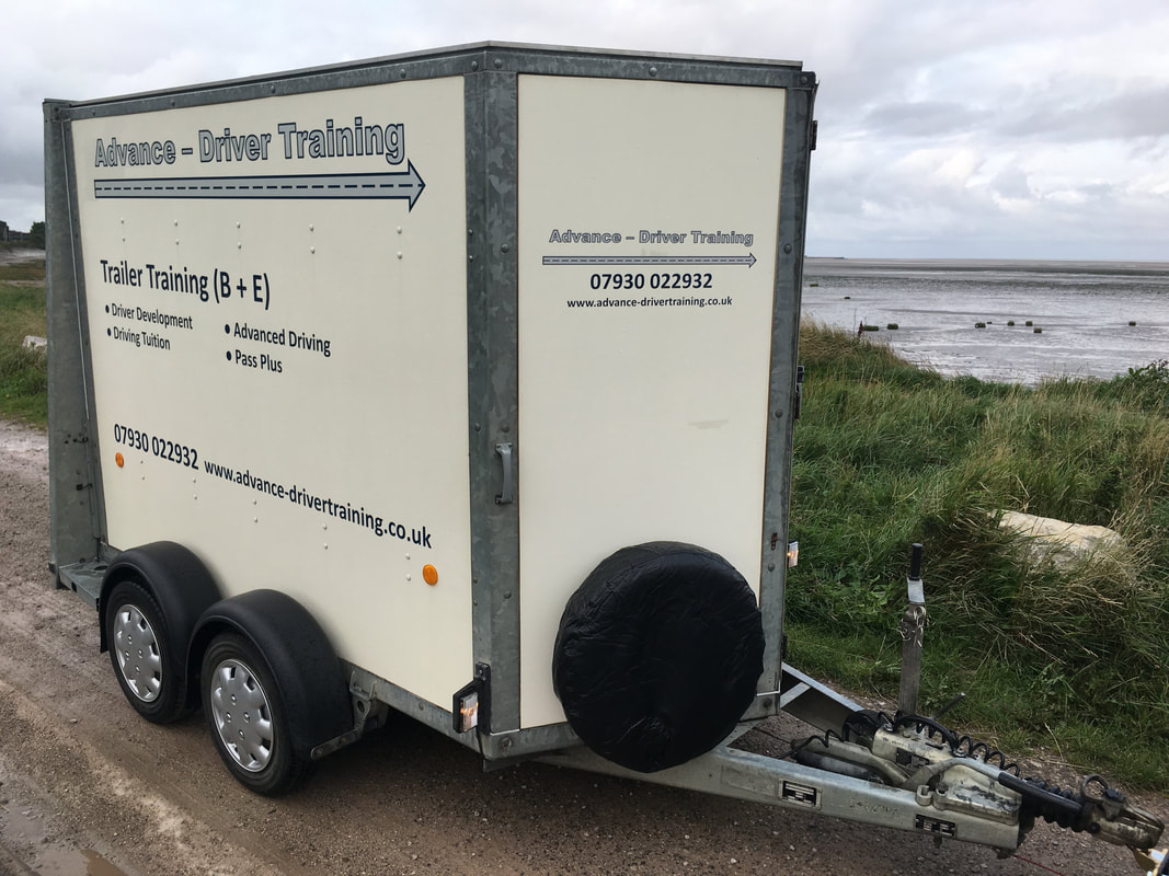 Car and Trailer Towing Training, Blackburn.