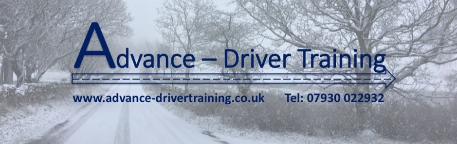 Advance - Driver Training specialises in delivering poor weather driving lessons in the Morecambe, Lancaster and Kendal areas (Lancashire / Cumbria).
